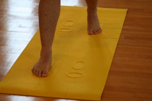 Visually Impaired Yoga Combo Image